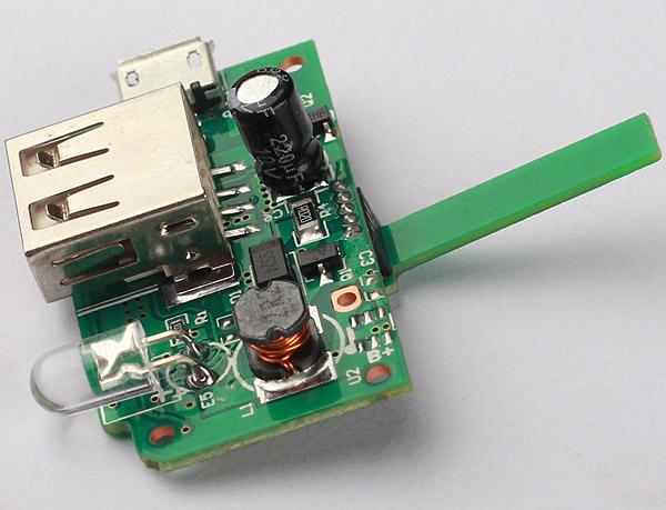 pcb电路板 深圳市元盛达电子有限公司 产品展示 移动电源方案 鱼嘴