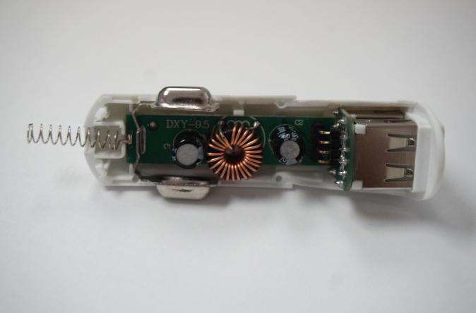 车载充电器方案