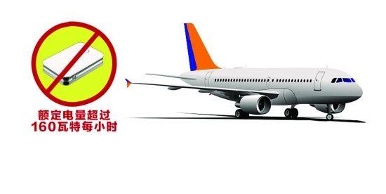 解密多功能移动电源乘坐飞机被禁止随身携带和托运