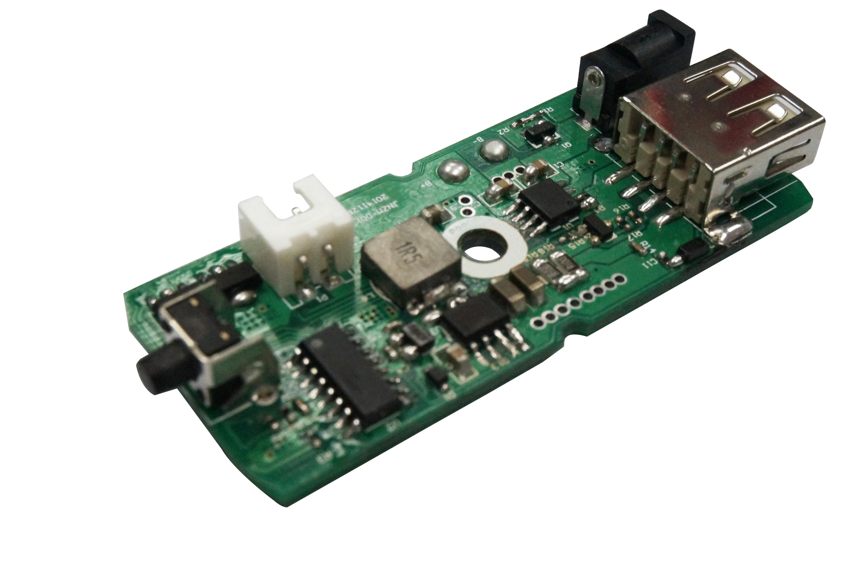 元盛达电子为光年开发台灯移动电源方案