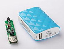 小钱包移动电源方案HS-003