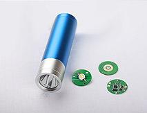 LED手电筒移动电源方案HS-016
