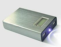 LCD移动电源方案HS-017