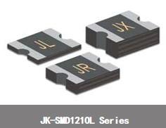 JK-SMD1210L系列自复保险丝